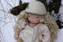 dolls / by Lorin Keel