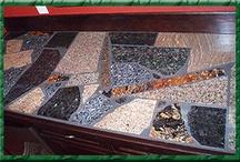 Repurposed Granite / Different ways granite can be used