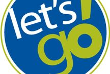 Let's Go!: For a Walk