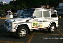 Dakar 2013 mit Ellen Lohr / by Redaktion Mercedes-Fans