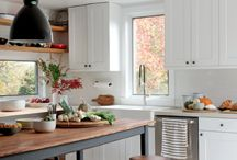 Kitchen / Dream kitchen inspiration