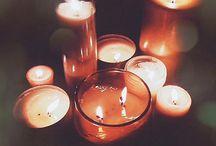Candles / by Annemari Koppinen