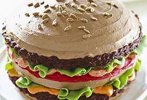 Gâteaux De Fête