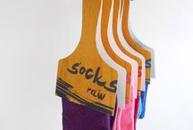 Packaging Socks Design