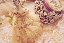 Dolls / by Amy Kisio
