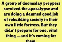 Post-apocaliptic scenarios