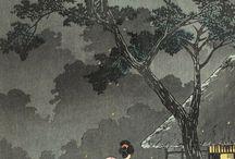Peintres japonais