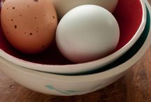 Food Photography Laid an Egg / food photography with eggs