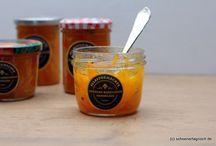 Marmeladen, Gelees & Konfitüren -from my blog