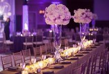 Center pieces / Table Center piece ideas for your function