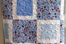 quilts and blankets