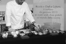 la cucina vegetale / workshop di chef e cultura