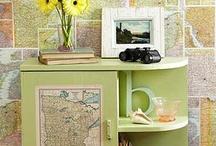 Office Decor Ideas / by Angela Hollander, Origami Owl, Independent Designer