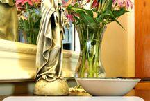 Liturgical year - feast days - saints / Ideas to celebrate saints' days and the feast days of the Catholic Church throughout the year. Catholic, Church, religion, faith, Christian.