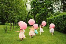 Birthday Parties / by Landis Gallman