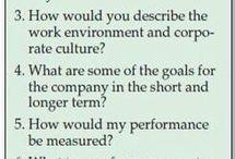Interview & Resume Techniques