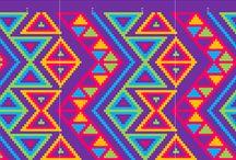 모칠라무늬