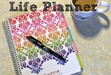 Erin Condren Life Planner / a collection of all things #eclp, stickers, washi, pens, paper crafts, art journaling