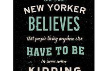 Nueva York / Brooklyn / My home away from home. / by Matt Vigil
