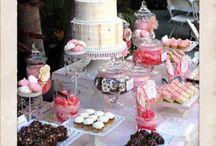 Dessert tables