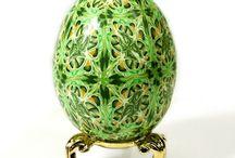 huevos polimericos