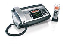 Vezetékes telefon, fax