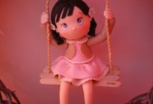 Art: Dolls (children) / by Aimee Wells
