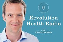 Podcasts / Revolution Health Radio debunks mainstream myths on nutrition and health and delivers cutting-edge, yet practical information on how to prevent and reverse disease naturally. / by Chris Kresser