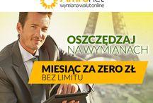 BEZ LIMITU / Oszczędzaj na wymianach MIESIĄC ZA ZERO ZŁ BEZ LIMITU https://konto.amronet.pl/miesiac-za-darmo-bez-limitu