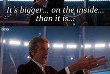 Twelfth Doctor. My Doctor. Best Doctor.