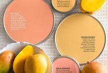 Colours kitchen