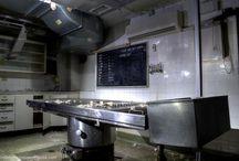 Abandoned Hospital / Urban exploration photography