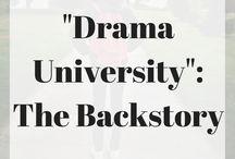 """Drama University- A Novel / Post related to debut novel from author Nicole Alicia entitled """"Drama University"""""""
