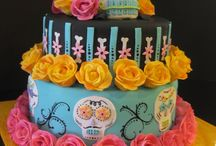 Cakes inspired by Latin America