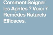 Aphtes
