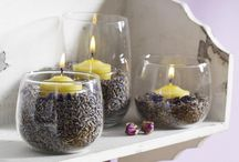Lavender and crafts / crafts with lavender