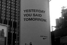 Work it. / by Neesha Buxton