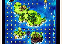 SaveTheSeas Game / This is a board about the ocean creatures as well as a game that is coming that tries to show us the problems we face with our oceans. / by Hilary Metcalfe