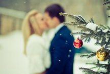 Julekort og Julebrev