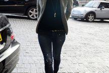 Kate Moss Street Style
