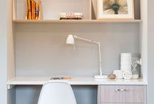 Home Office / Shelving, desks and other storage solutions for your home office, study or workspace.