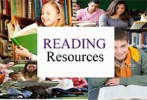Reading Resources / Resources and strategies for teaching and learning Reading. / by Tree Top Secret Education
