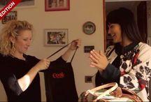HOME EDITION Cookaround Blog & Blogger / Intervista e videoricette realizzate con Cookaround..