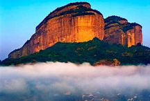 China World Geoparks / The Access to the Natural China