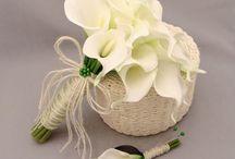 fleurs wedding