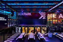 Wine & Deli Boxpark / Avocado Sweets design for Wine & Deli Boxpark Croydon
