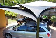 Patio and carport sails