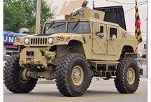 Amazing Humvees