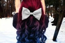 Colourful Hair Inspiration