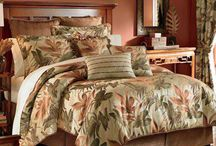 Tropical Bedding Style